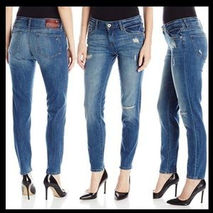 DL1961 distressed Azalea Relaxed skinny jeans -30